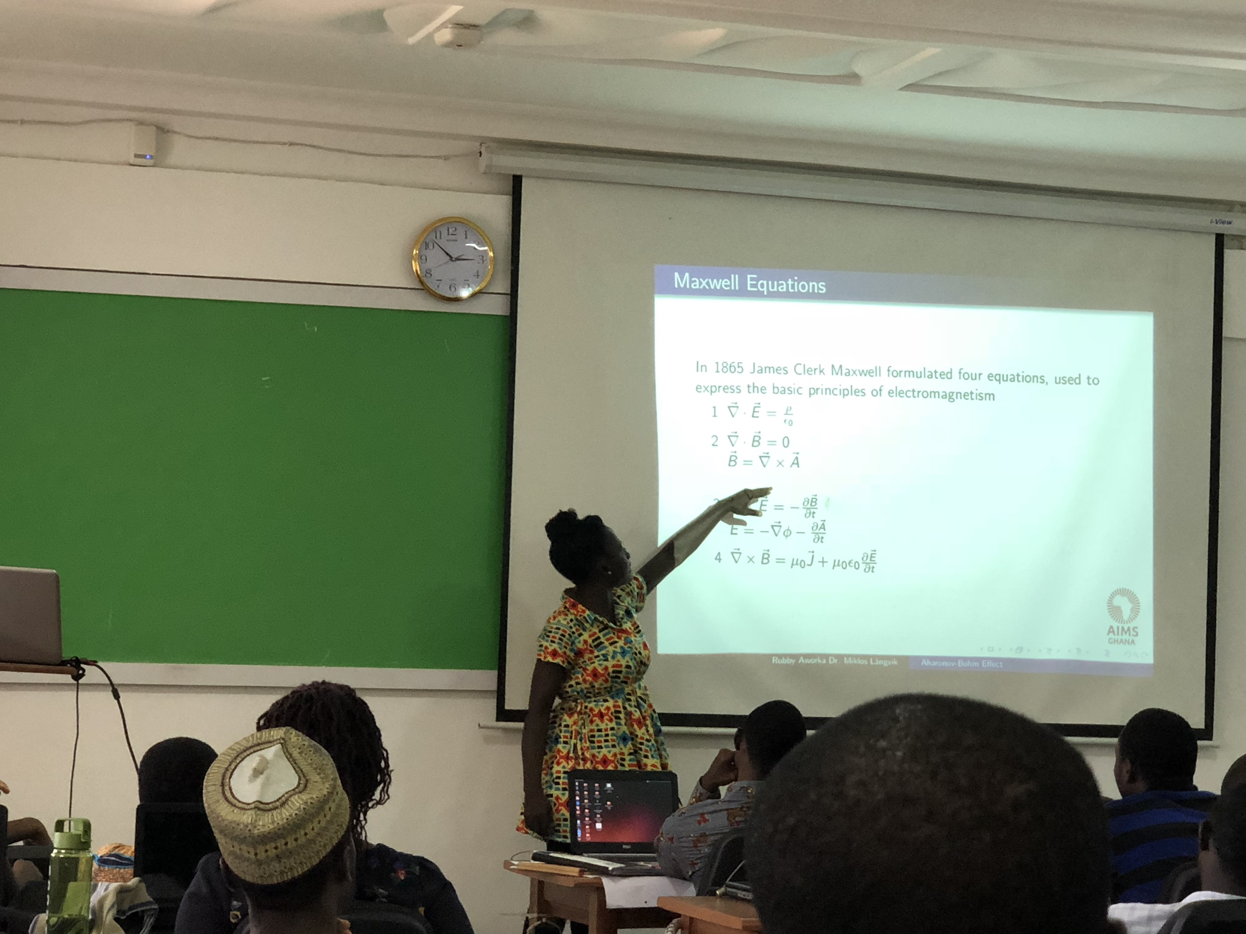 AIMS Ghana posts