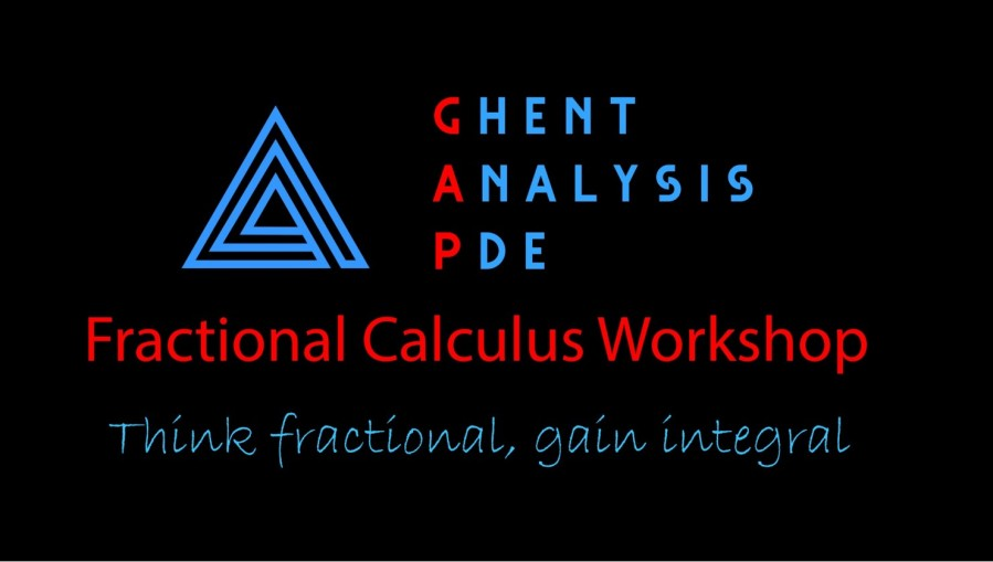 Workshop fractional calculus with slogan