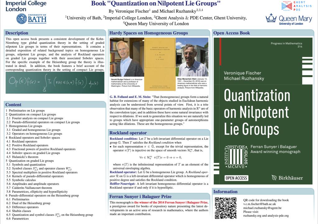Graded Lie groups